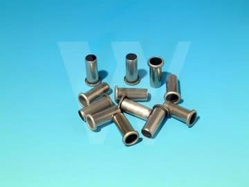 20 x Hepworth Hep2O 10mm pipe inserts / sleeves. Hep20 support HX60/10GY